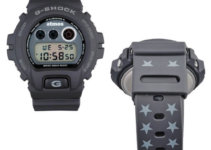 G-SHOCK x BE@RBRICK x atmos DW-6900