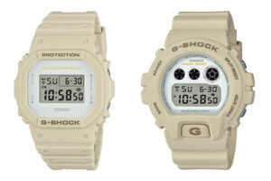 G-Shock Sand Beige Military Color (EW) Series