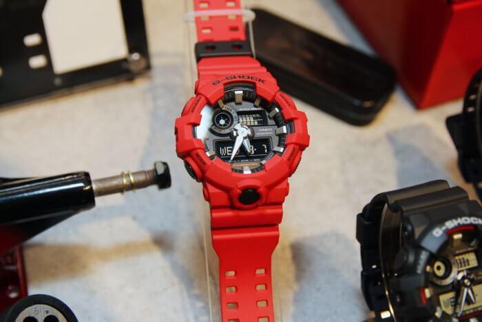 G-Shock GA-700-4AJF