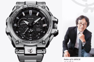 G-Shock MT-G x Kikuo Ibe MTG-G1000D Watches (Singapore)