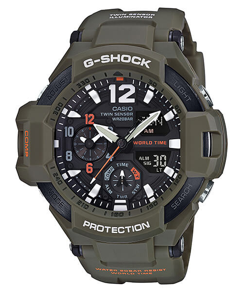 G-Shock GA-1100KH-3A