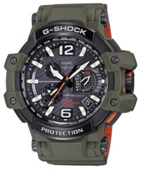 G-Shock GPW-1000KH-3A Master in Olive Drab Gravitymaster