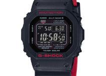 G-Shock GW-5000HR-1JF Black & Red Series