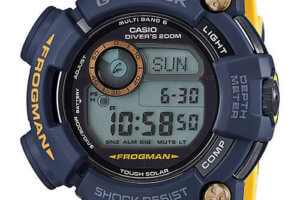 G-Shock GWF-D1000NV-2 Frogman Master in Navy Blue