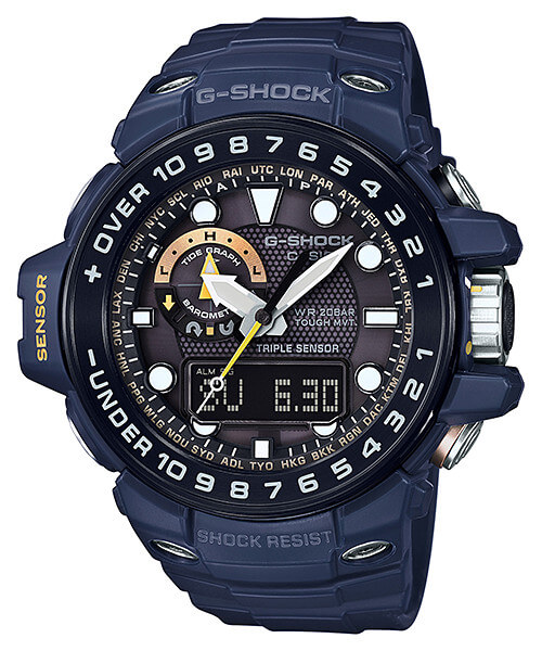G-Shock GWN-1000NV-2A Gulfmaster Master in Navy Blue