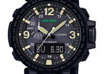 Casio Pro Trek PRG-600Y-1