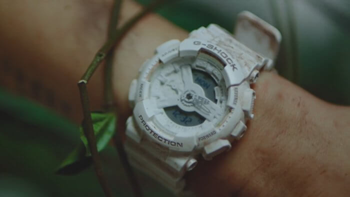 Skylar Grey G-Shock GMA-S110CM-7A1
