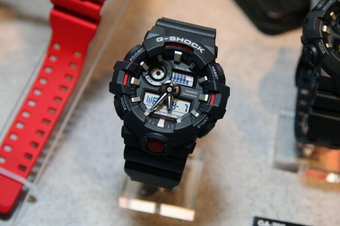 G-Shock GA-700-1AJF