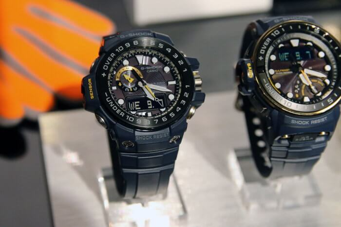 G-Shock Master in Navy Blue Gulfmaster GWN-1000NV-2AJF