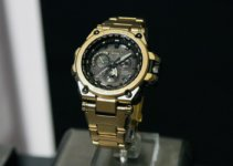 G-Shock MT-G MTG-G1000RG Gold IP Limited Edition