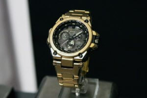 G-Shock MTG-G1000RG-1A Gold IP Limited Edition