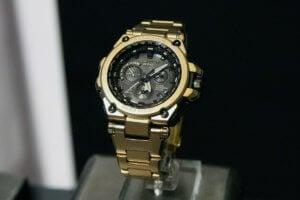 G-Shock MT-G MTG-G1000RG Gold IP Limited Edition
