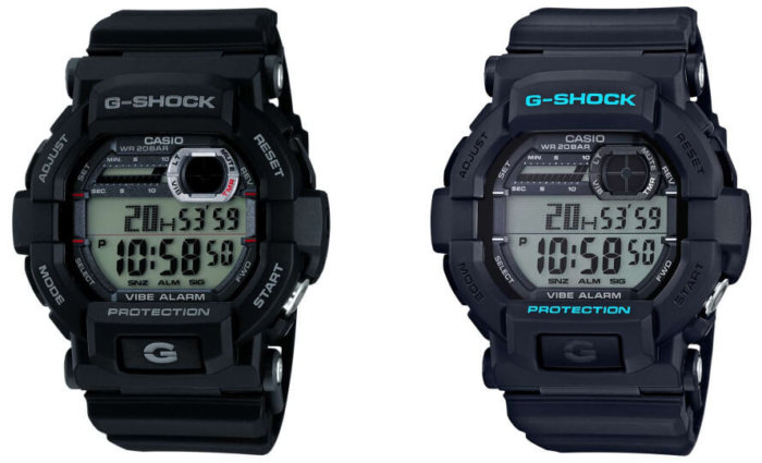 G-Shock GD-350-1 and GD-350-1C