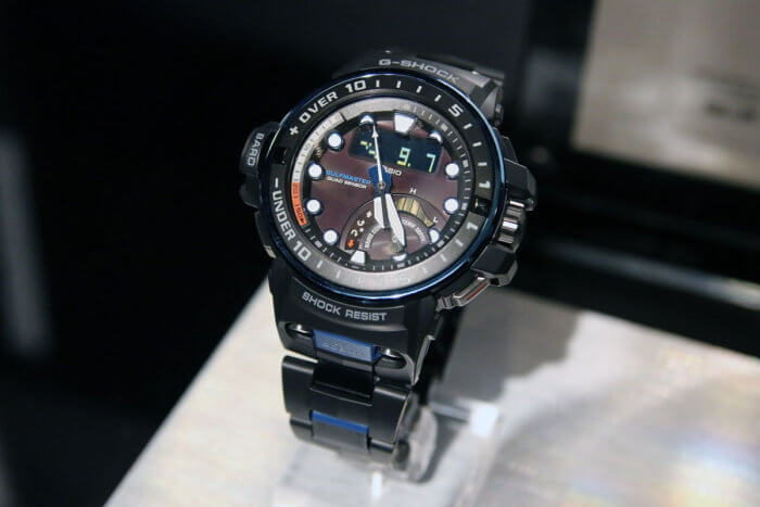 G-Shock Gulfmaster GWN-Q1000MC-1A2JF with Composite Band