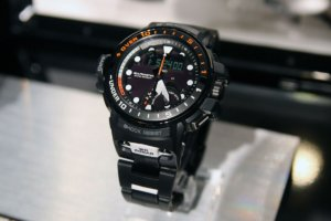 G-Shock Gulfmaster GWN-Q1000MC-1AJF with Composite Band