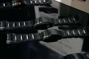 Will the G-Shock GSW-H1000C have a composite band?