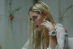 Skylar Grey Casio G-Shock GMA-S110CM-7A1 in Come Up For Air