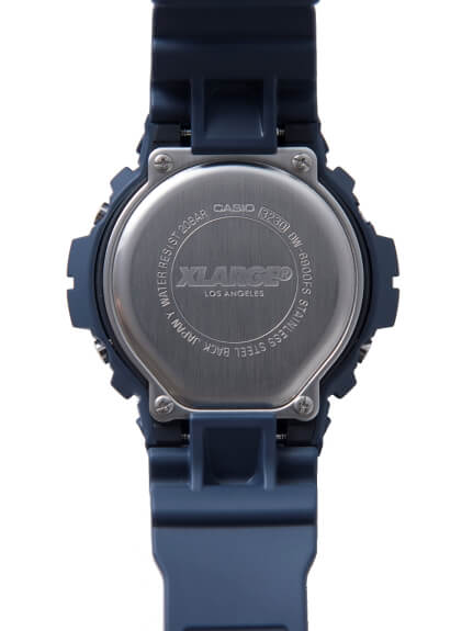 XLARGE x G-Shock DW-6900 25th Anniversary Case Back