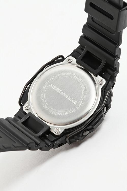 American Rag Cie x G-Shock DW-5600 Case Back