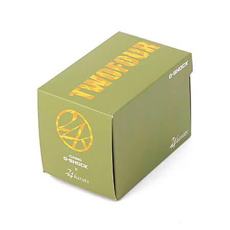 24karats x G-Shock DW-6900 Box 2