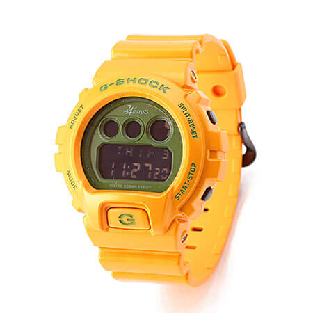 24karats x G-Shock DW-6900 Watch