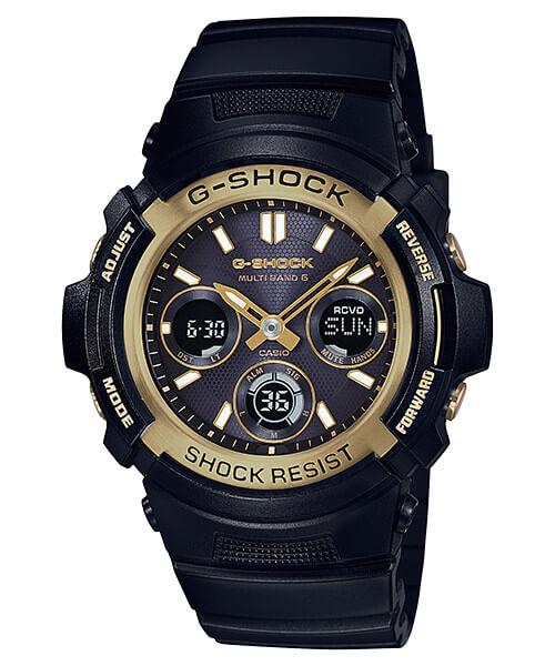 G-Shock awg-m100sbg-1a