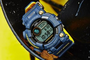 Master in Navy Blue Frogman Master in Navy Blue Frogman GWF-D1000NV-2JF