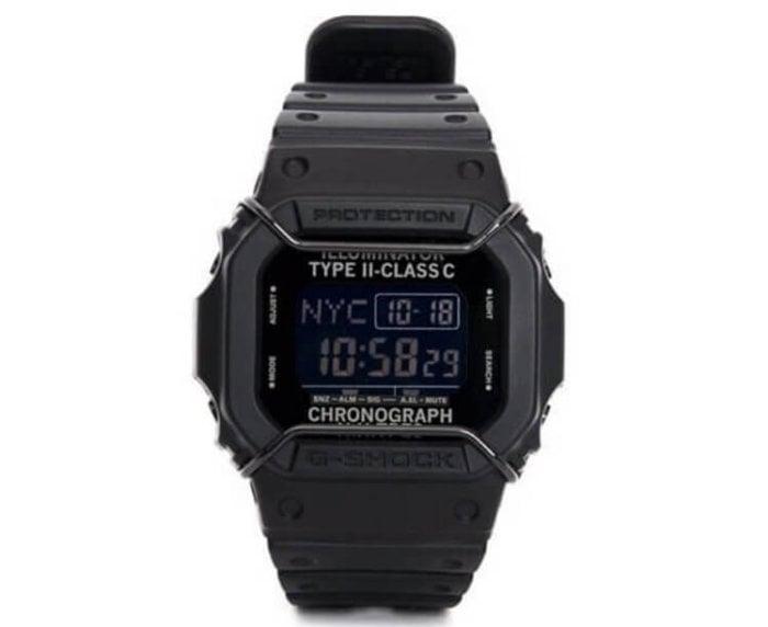 N. Hoolywood x G-Shock DW-D5600PN-1JR 2016 Watch
