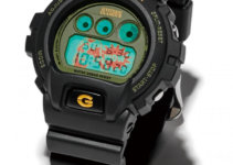 Hysteric Glamour x G-Shock DW-6900 Limited Edition Watch 2016