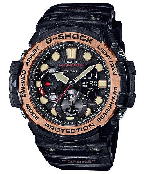 G-Shock Rose Gold Gulfmaster GN-1000RG-1A