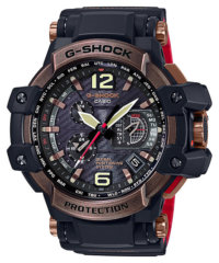 G-Shock Rose Gold Gravitymaster GPW-1000RG-1A