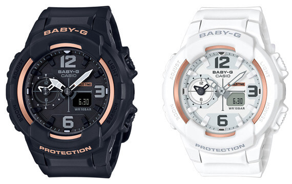Girls' Generation x Casio Baby-G 2016 BGA-230GGA BGA-230GGB