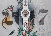 G-Shock GA-110 Chinese Zodiac Year of the Rooster Limited Edition Singapore