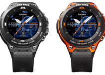 Casio Pro Trek WSD-F20-BK WSD-F20-RG Smart Outdoor Watch with GPS