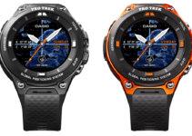 Casio Pro Trek WSD-F20-BK WSD-F20-RG Smart Outdoor Watch with GPS