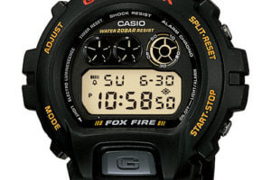G-Shock DW-6900B-9 Made In Japan