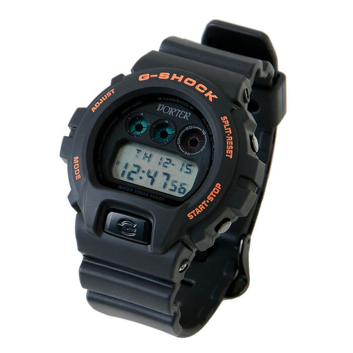 Porter x G-Shock DW-6900 2017 Collaboration Watch