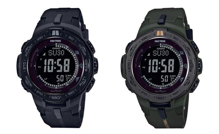 Casio Pro-Trek PRW-3100Y-1B PRW-3100Y-3