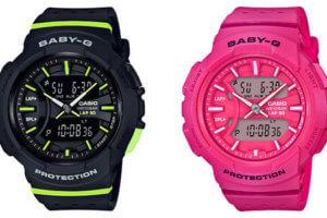 Casio Baby-G BGA-240 For Running BGA-240-1A1 BGA-240-1A2 GA-240-4A BGA-240-7A