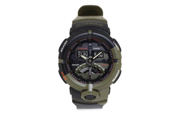 Chari & Co x G-Shock GA500K-3A Collaboration Watch