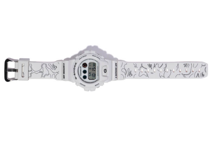 Bape x G-Shock DW-6900 2017 Bands