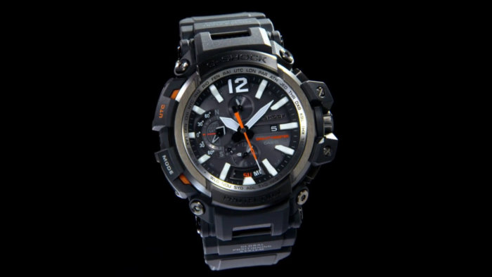 Casio G-Shock GPW-2000 Gravitymaster GPS-Equipped Watch