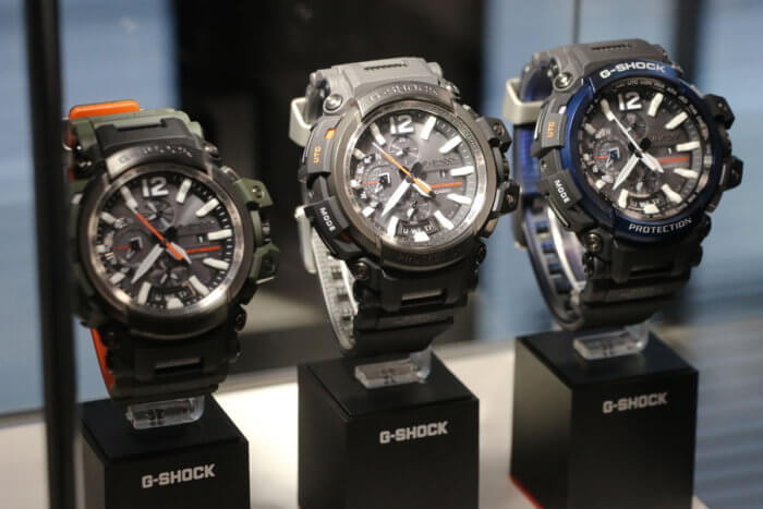 G-Shock GPW-2000 Bands