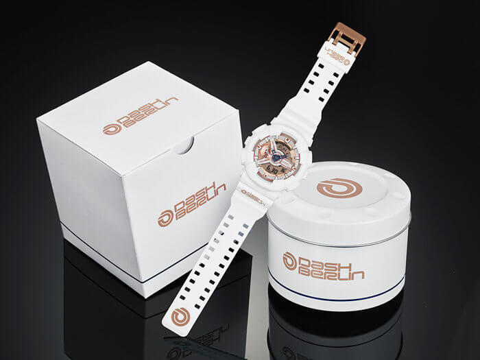 DJ Dash Berlin x G-Shock GA-110DB-7A Box