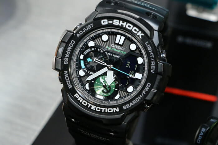 G-Shock Gulfmaster GN-1000MB-1AJF Master in Marine Blue
