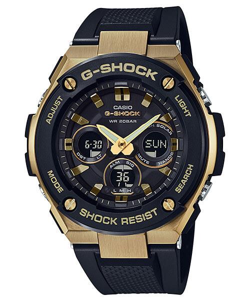 G-Shock G-STEEL GST-S300G-1A9