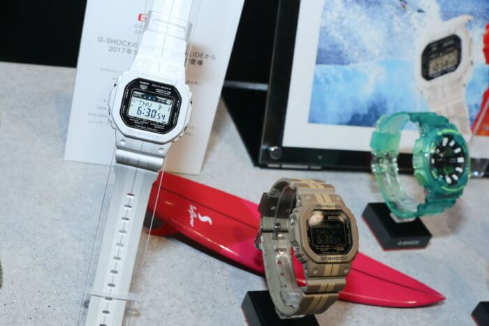 G-Shock G-LIDE GWX-5600WA-7JF