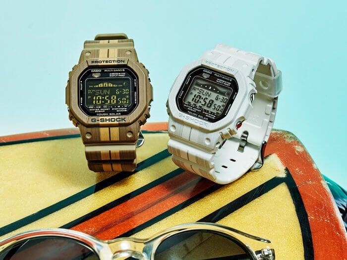 G-Shock G-LIDE GWX-5600WB-5 GWX-5600WA-7