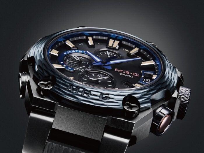 G-Shock MRG-G2000HT-1A Bezel