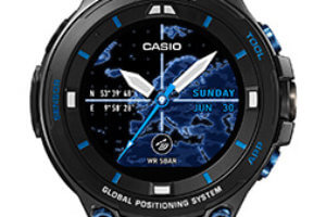 Pro Trek WSD-F20S Smartwatch with Sapphire Crystal and IP